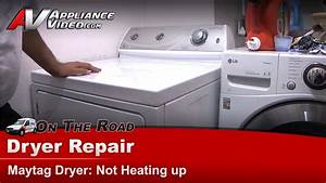 Dryer Diagnostic - Not Heating Up