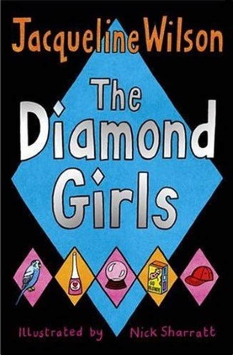 diamond girls  jacqueline wilson
