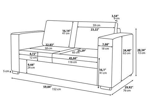 Dimensions Of A Loveseat by Upholstered Sofa Sofa Seat Living Room Furniture