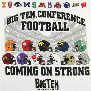Big Ten Football Goes Bowling: Looking for a Perfect 8-0 ...