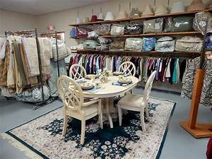 New covenant dedicates new bargains and blessings shop in for Bless home furniture outlet