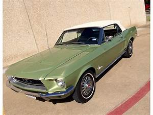 1968 Ford Mustang for Sale | ClassicCars.com | CC-984953