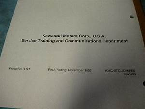 Used 94 Troubleshooting Kawasaki Ignition Systems Video