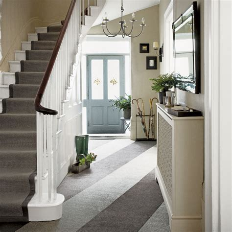 modern stair runner ideas entrance halls 10 best ideal home