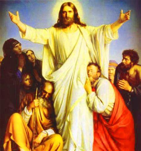 Resultado de imagen de imagen jesus resucidtado