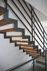 Stahl Holz Treppe : stahl holz treppen art deco pinterest stahl treppe und holz ~ Markanthonyermac.com Haus und Dekorationen