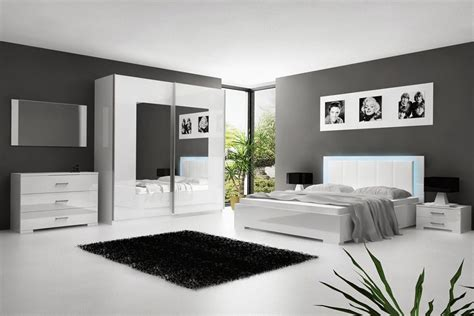 led chambre chambre moderne avec led maison moderne