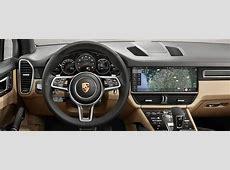 2019 Porsche Cayenne Crossover SUV Model Review North