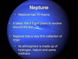 The gallery for --> Neptune And Its 13 Moons