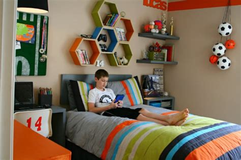 {boys} 12 Cool Bedroom Ideas  Today's Creative Life