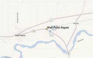Wolf Point Airport Weather Station Record