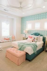 Tapeten Im Schlafzimmer : 30 schlafzimmer tapeten f r einen sch nen schlafbereich ~ Sanjose-hotels-ca.com Haus und Dekorationen
