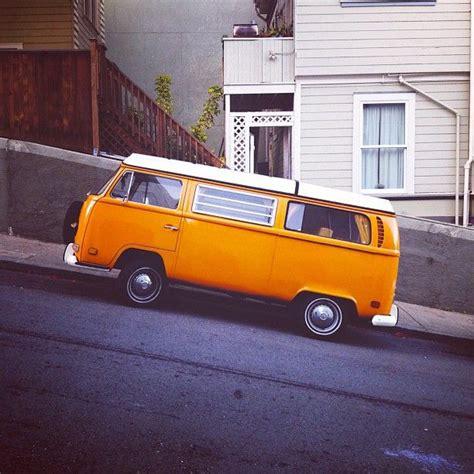 orange volkswagen van 85 best buses and bugs images on pinterest