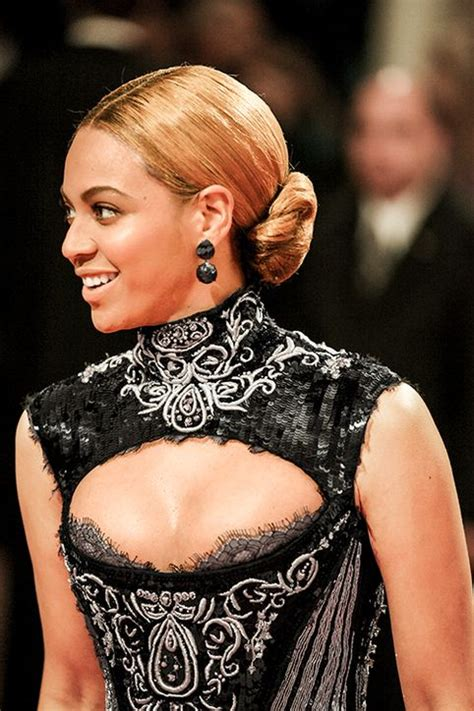 hair inspiration beyonce arabia weddings