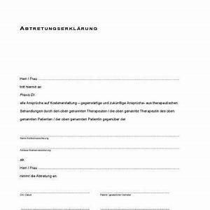 Abtretungserklärung Rechnung : details ~ Themetempest.com Abrechnung