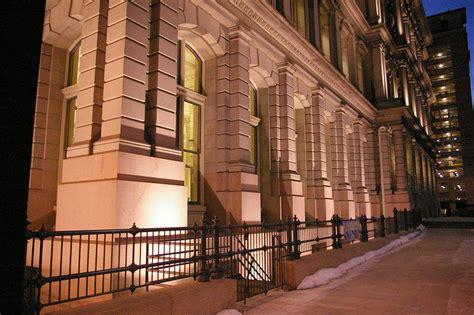 Old Post Office and Customs House - Randy Burkett Lighting ...