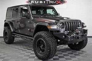 Jeep Wrangler Rubicon : 2018 jeep wrangler rubicon unlimited jl granite ~ Medecine-chirurgie-esthetiques.com Avis de Voitures