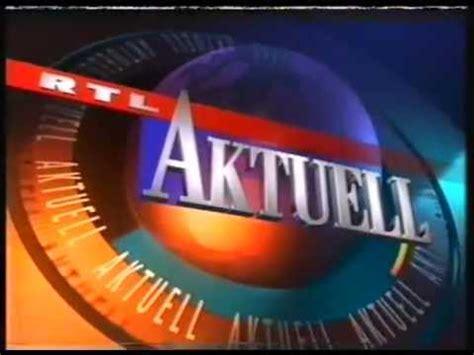 Schaue rtl als live tv stream, kostenlos rtl auf tvpinto.com anschauen, rtl im internet mehr entscheidungsfreiheit durch rtl live. Programmvorschau + RTL-Aktuell Beginn Sendung 23.08.1996 - YouTube
