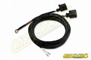 Vw Polo 6c - Led Drl Wiring Harness