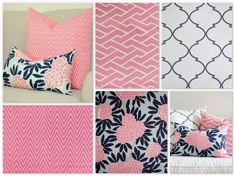navy pink nursery bedding pink and navy blue crib