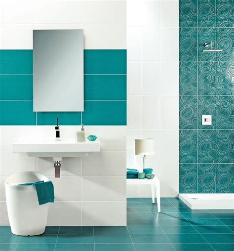 carrelage salle de bain vert d eau cgrio
