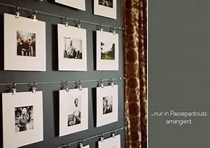 Bilder An Der Wand : wohin mit den hochzeitsfotos na an die wand fr ulein k ~ Lizthompson.info Haus und Dekorationen