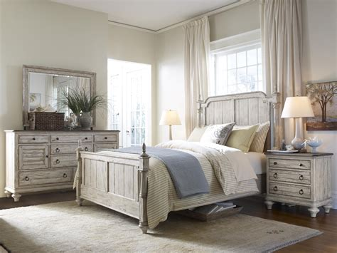 Kincaid Furniture Weatherford King Bedroom Group