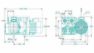 Busch Vacuum Pump Parts Diagram