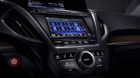 explore  advanced array   acura mdx technology