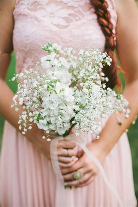 affordable flowers for weddings bouquets that go with your bridesmaid dresses 1215