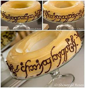 Herr Der Ringe Torte : lord of the rings cake one ring to rule them all can i have this plzzzz party pinterest ~ Frokenaadalensverden.com Haus und Dekorationen