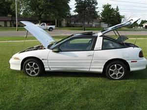 Eagle Talon Coupe 1990 White For Sale  4e3ct64u9le137667