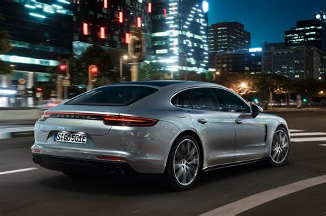 porsche car panamera porsche panamera turbo s e hybrid the fastest panam is a