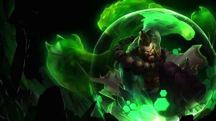 Spirit Guard Udyr Animated Wallpaper - spirit guard udyr league of legends animated wallpaper
