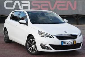 Peugeot 308 1 2 Thp 130cv Allure Tecto Navigation  130cv   5p   15 900 U20ac