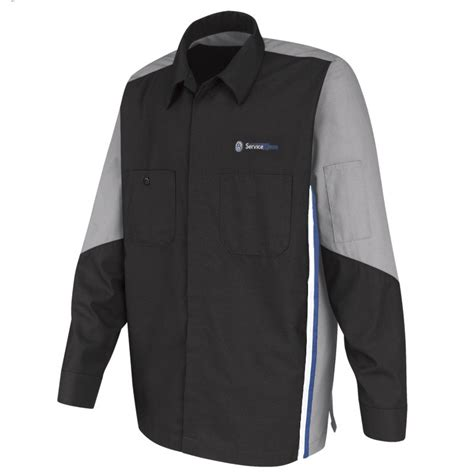 volkswagen service xpress technician long sleeve shirt