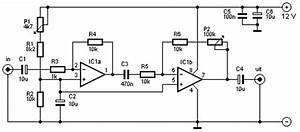 Microfoonvoorversterker - Audio - Schakelingen
