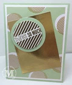 gold soiree images card making cards stampin