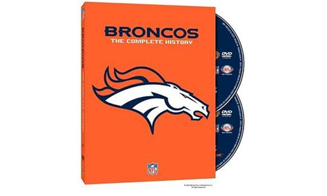 24150 Max Bowl Humble Coupons by Denver Broncos The Complete History Dvd Set 2
