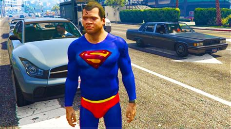 Gta 5 Pc Mods Superman Mod And Powers