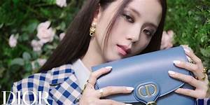 News Blackpink Jisoo Becomes Face Of Latest Dior
