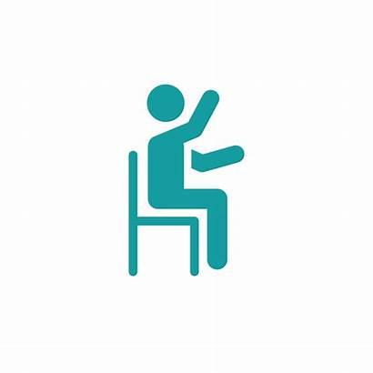Chair Exercise Clipart Transparent Well Helping Webstockreview