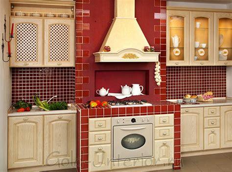 country kitchen wallpaper patterns терракотовый цвет в интерьере окрас необожжённой глины 6177