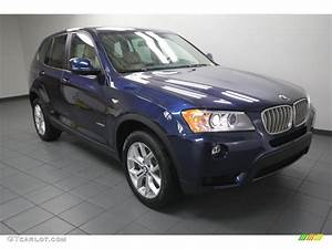 Bmw X3 35i : deep sea blue metallic 2012 bmw x3 xdrive 35i exterior ~ Jslefanu.com Haus und Dekorationen