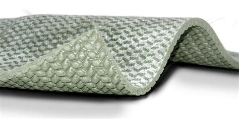 Flat Rubber Carpet Padding