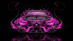 Bugatti Vision Gran Turismo FrontUp Super Fire Car 2016