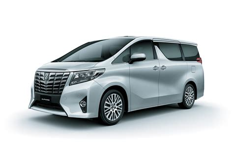 Toyota Alphard Backgrounds by Toyota Alphard Hybrid Mpv Hd Wallpaper And Photos