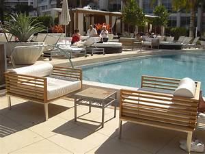 Patio Furniture Miami Luxury Going Silvery Grey Patina In ...