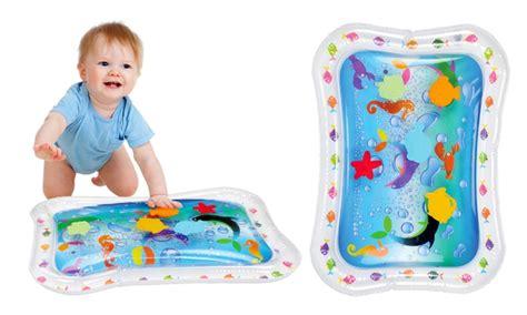 water play mat baby water mat groupon