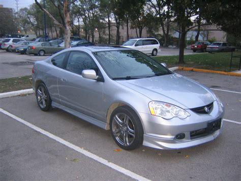 2004 Acura Tl Lip Kit by 2004 Acura Rsx Type S Silver A Spec Rims Oem Lip Kit